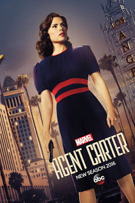 Marvel's Agent Carter Season 2 One Sheet Television Poster