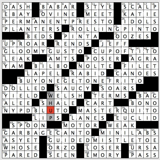 Rex parker does the nyt crossword puzzle ancient hellenic healer sunday october 6 2013 m4hsunfo
