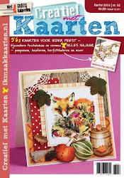 I design and write for Creatief met Kaarten