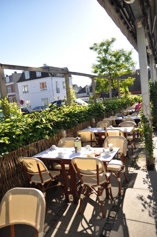 The trail of crumbs a gastro travelogue on a date in for Danish terrace
