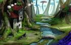 Mushroom Forest Escape