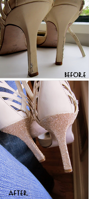 how to fix heel drag