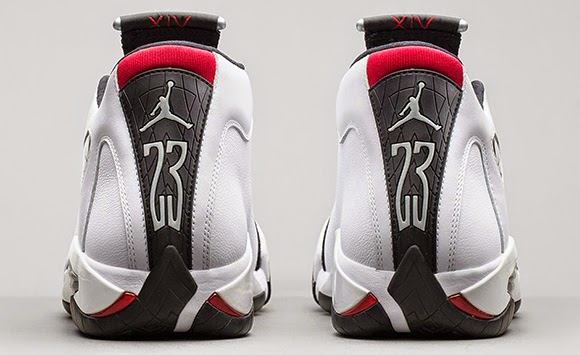 air jordan 14 shoes black toe
