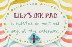 Lily's Ink Pad: Scensational Holiday Catalog Blog Hop is here!