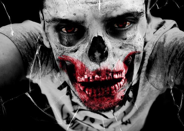 Horror - cover