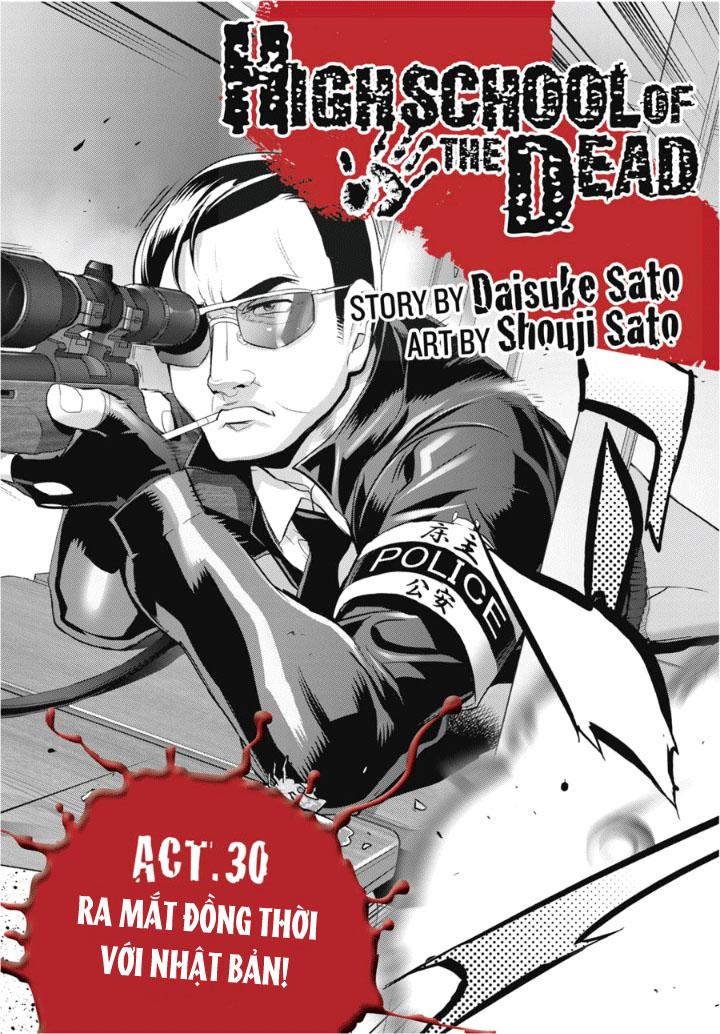 High School Of The Dead Chap 30 - Next Chap 31