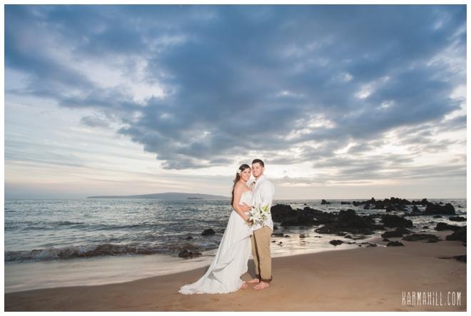 Maui Honeymoon Portrait