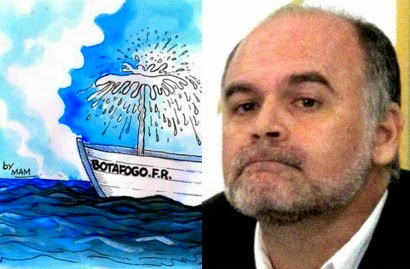 Após denúncia rresidente do Botafogo deveria mudar de nome