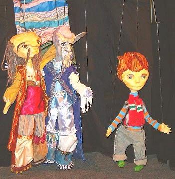 Los tres mosqueteros de Vendavalia