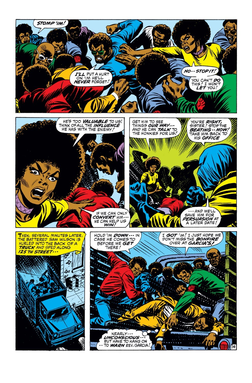 Captain America (1968) Issue #143 #57 - English 15