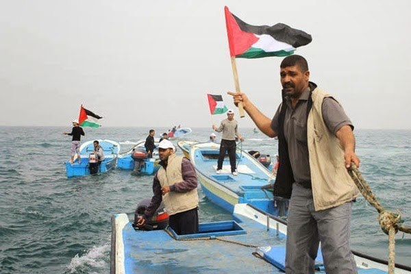 AL Israel tembaki nelayan Palestina di Gaza