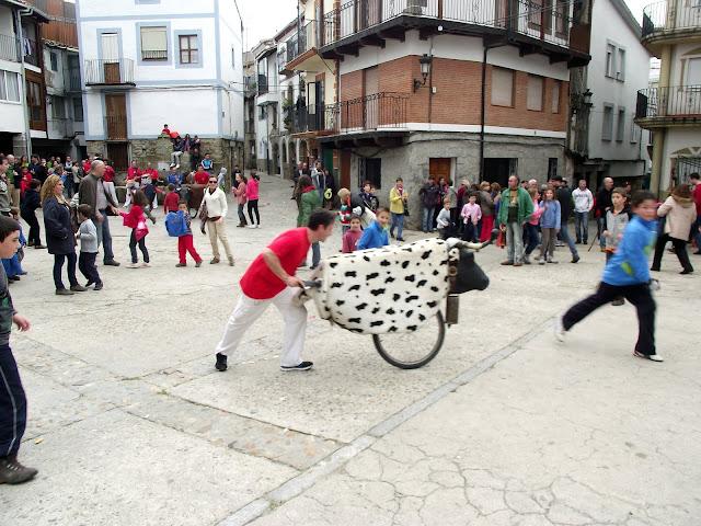 Fiestas en La Garganta, Cáceres