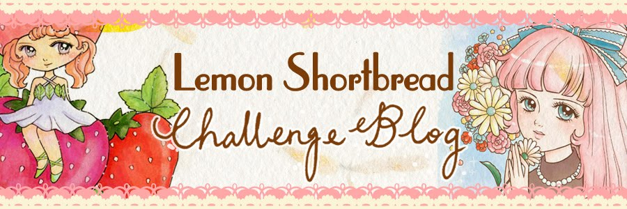 Lemon Shortbread Challenge Blog