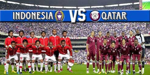 Hasil Skor Akhir: Timnas Indonesia Senior vs Qatar Laga Uji Coba 15 Juli 2014
