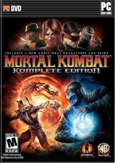 Free Download Games Mortal Kombat Complete Edition (PC GAME REPACK)