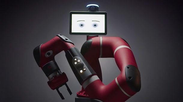 بالفيديو: تعرف على Sawyer الروبوت الجديد