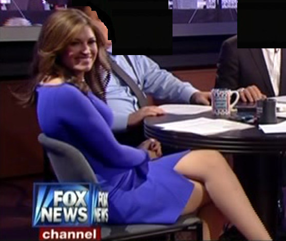 Fox news kimberly guilfoyle wardrobe malfunction