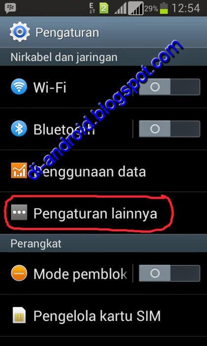 Cara Membuat Wifi di Android