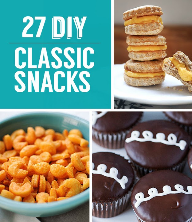 27 Classic Snacks You Ll Never Have To Buy Again Handy Diy