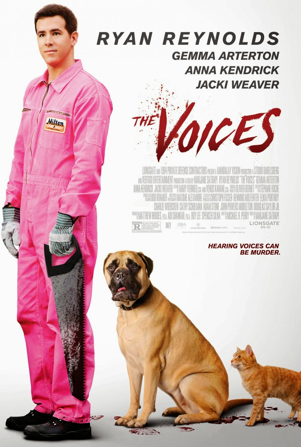 Ver The Voices (2015) Online