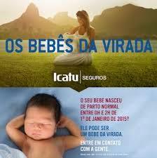 """Promoção """"Os Bebês da Virada"""""""