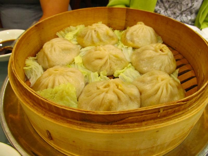 how to eat soup dumplings shanghai joe