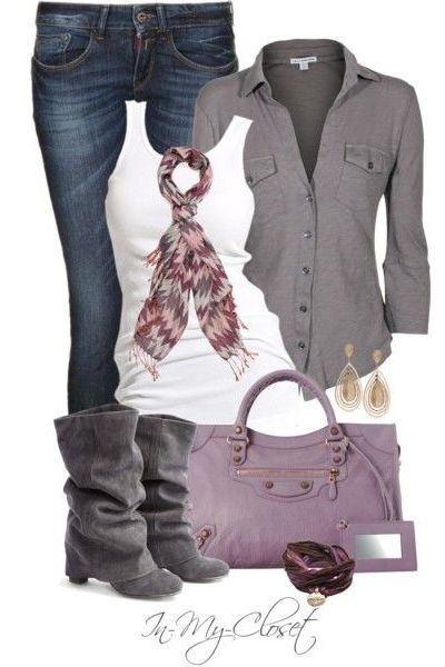 Fashionable And Stylish Outfit