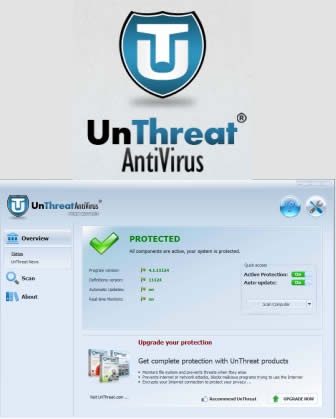 Download UnThreat Free Antivirus 2014 - Picture