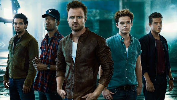 Need for Speed Movie 6t