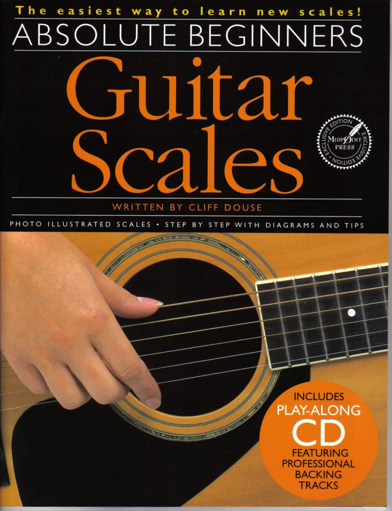 Absolute Beginners - Guitar Scales (E-book) ~ Get Guitar Chords