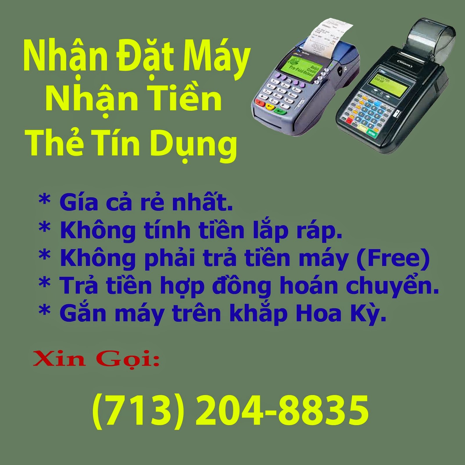 Máy Nhận Thẻ