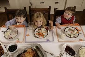 trị trẻ biếng ăn của Mẹ Pháp