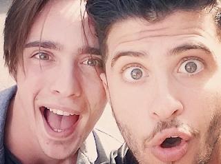 Simone e Michele foto Instagram