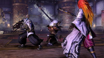 Samurai Warriors 4 II-CODEX TERBARU 2016 screenshot 3