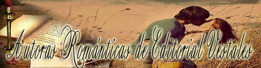 Autoras Románticas de Editorial Vestales