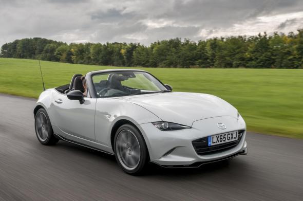 Yeni MX-5 yılın otomobili olabilecek mi?
