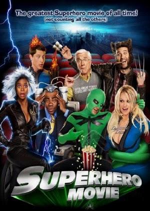Siêu Nhân Chuồn Chuồn | Superhero Movie (2008)