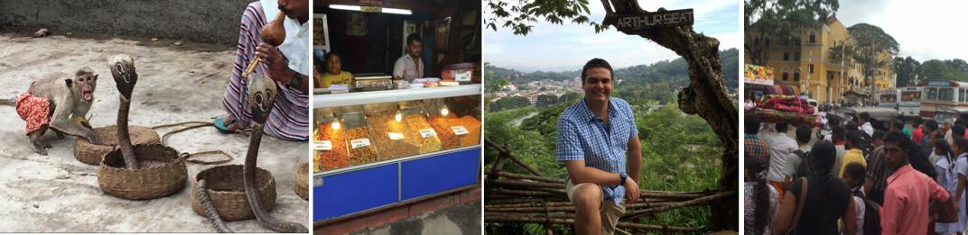 Fabian from Travelworld in Sri Lanka