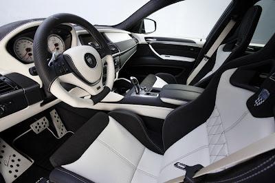 2011 Bmw X6  by Lumma Interior