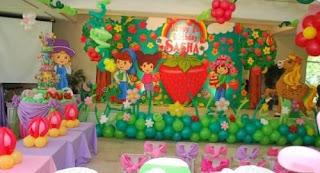 Styrofoam dan Balon