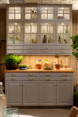 Camillas hus: Ikeakjøkken