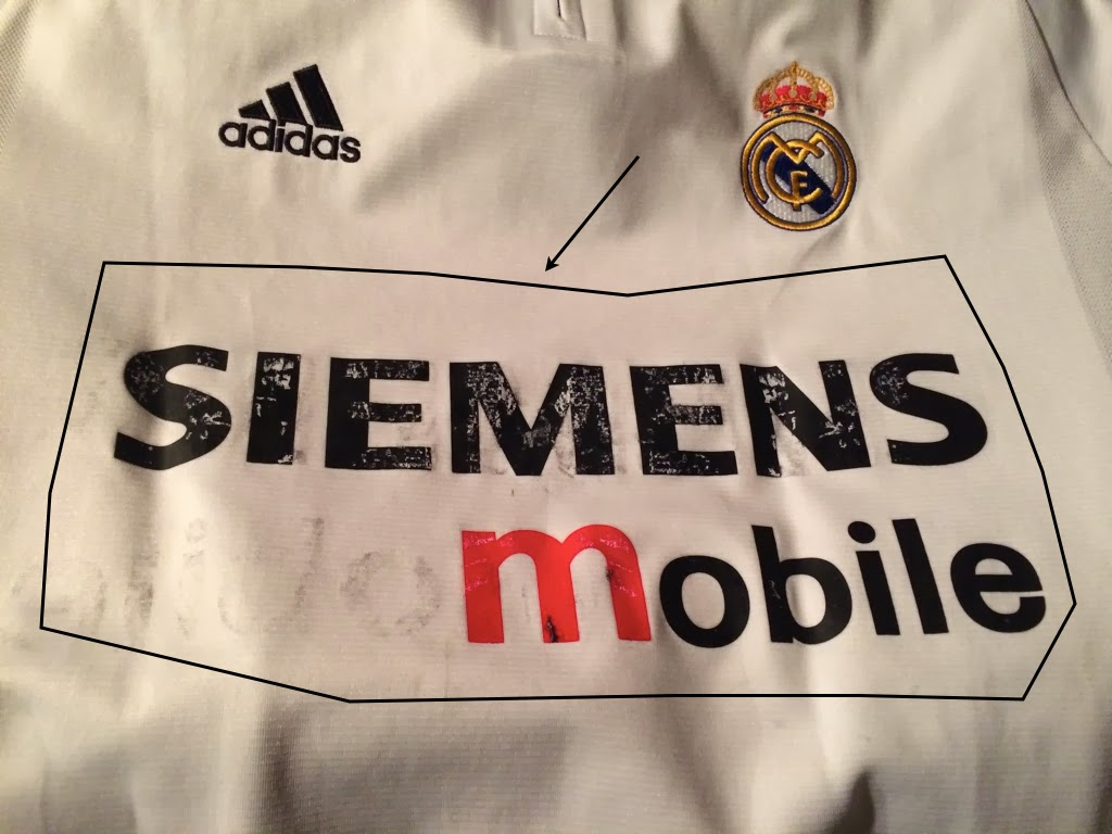 La Mirada De Un Coleccionista   ¿Cómo cuidar las camisetas de fútbol  ce98964e06b57