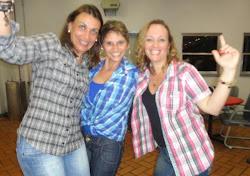 Lilia, Eu e Flávia