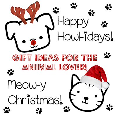 While I'm Waiting...Gift Ideas for the Animal Lover