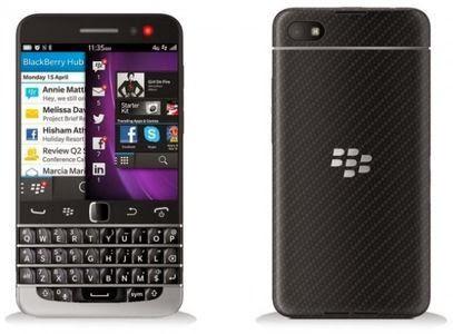 BlackBerry konfirmasikan pengkatagoria hendset terbarunya