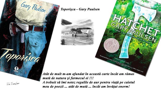 Toporişca Gary Paulsen carte recenzie lectii viata iubire natura Maria Teodorescu Bahnareanu Wrinkles on my Timeline