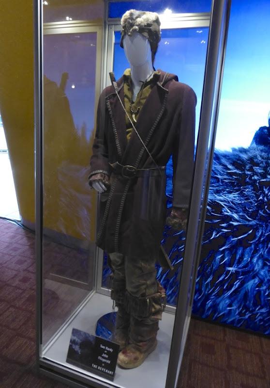 Tom Hardy Revenant John Fitzgerald film costume