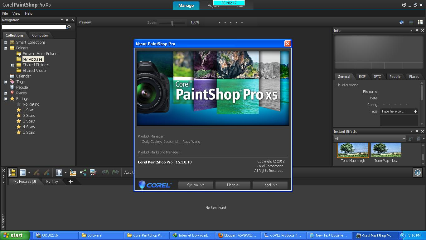 Corel Paintshop Pro X5 Keygen
