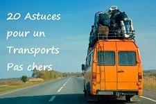 20 Astuces pour un Transports pas chers