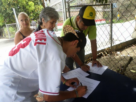COMUNAS.Comunidades organizadas actualizaron vocerías en Trujillo